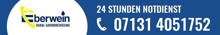 Rohrreinigung Ludwigsburg Notdienst